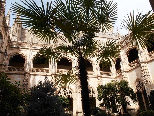 The interior garden
