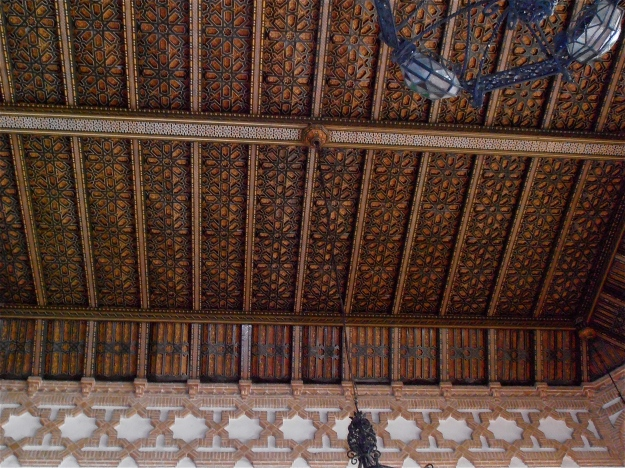 Toledo Train Station - Interior, Ceiling