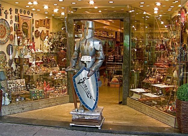 Toledo Souvenir Shop