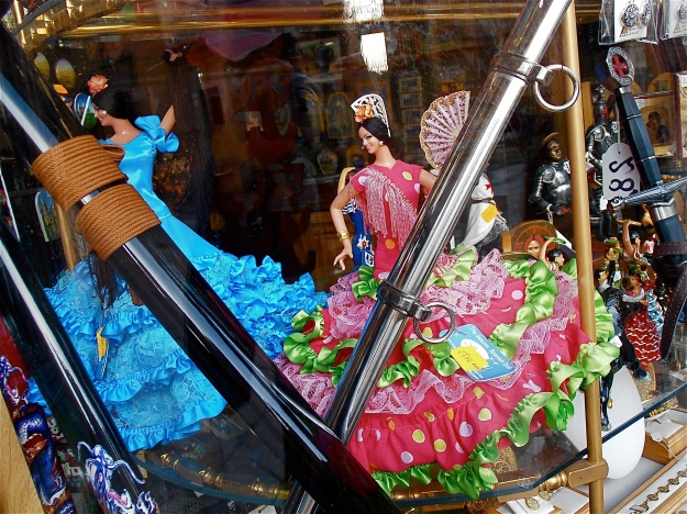 €27.50 for a crappy flamenco doll? Just who would spend their money on that?!? Whoooo???