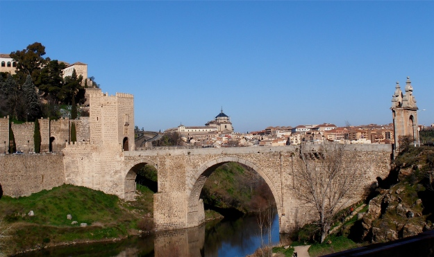 Alcántara Bridge Toledo