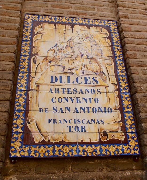 Toledo Sweet Shop Signs