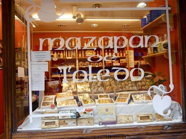 Toledo Marzipan Shop