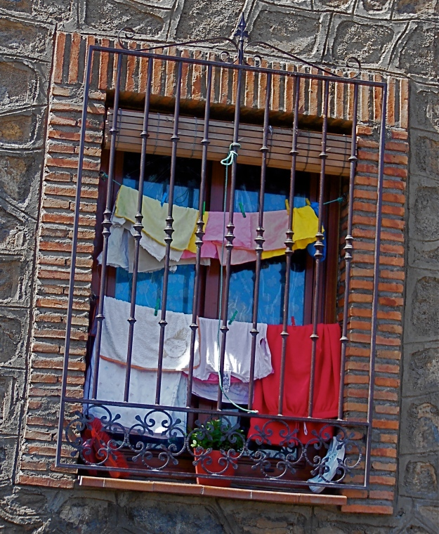 Toledo Window With Washing
