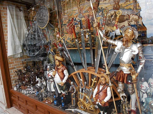 Don Quijote Y Sancho Panza