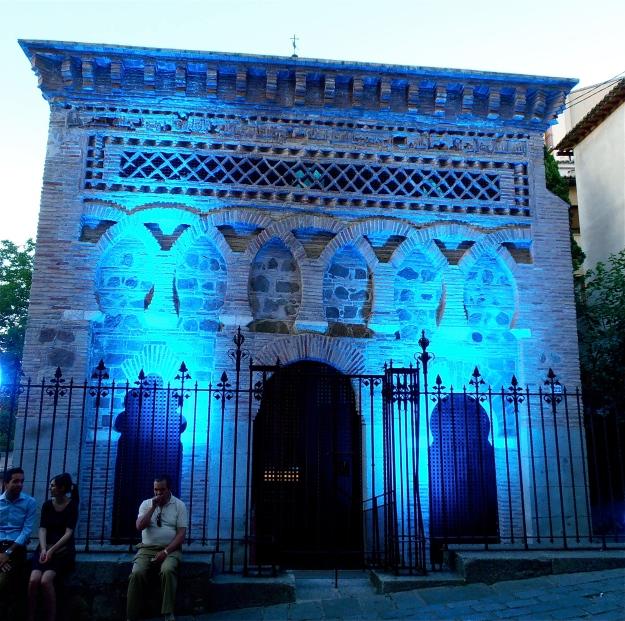 Mezquita Blue