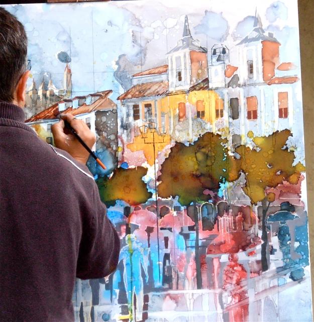 Segovia Artist