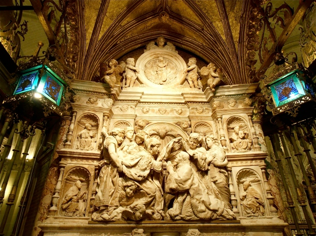Toledo Cathedral Art