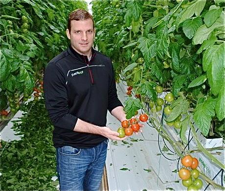 My vote goes to Tomato Ken
