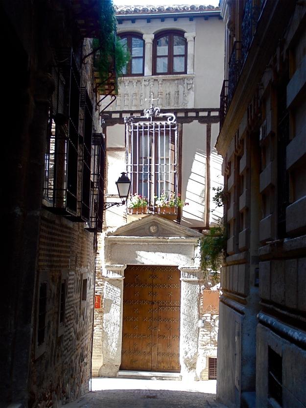 Toledo Sunny Street