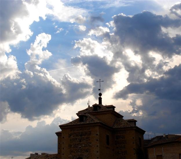 Toledo sky