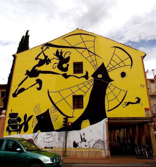DonQ Mural