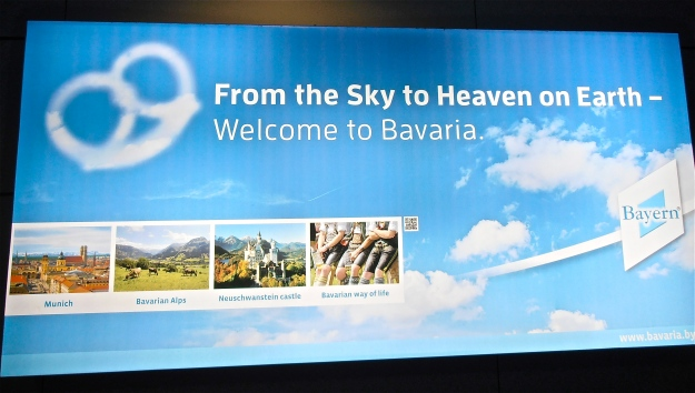 Welcome to Bavaria