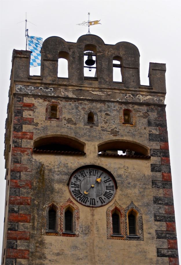 Landsberg tower