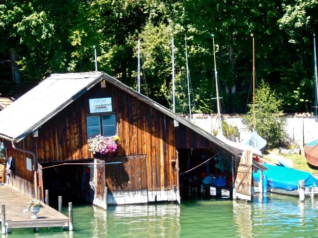 Starnberg Boathouse