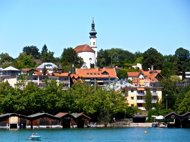 The town of Starnberg