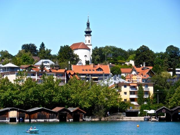 The town of Starnberg