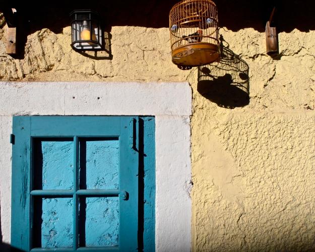 Door & Bird Cage
