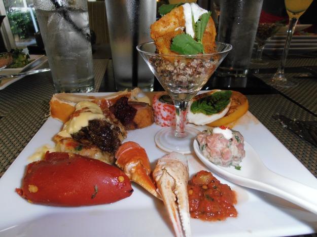 Westin Food 1