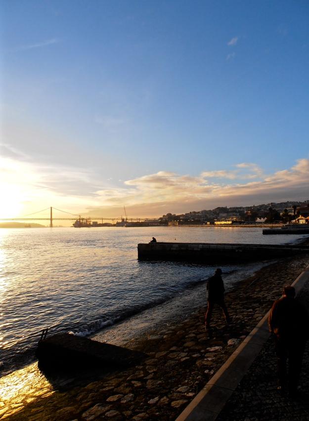 Lisbon Sunset 3
