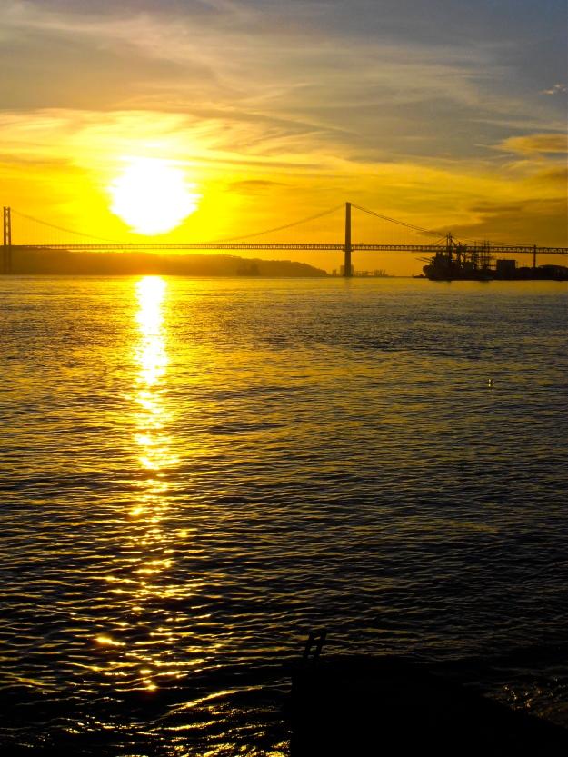 Lisbon Sunset 2