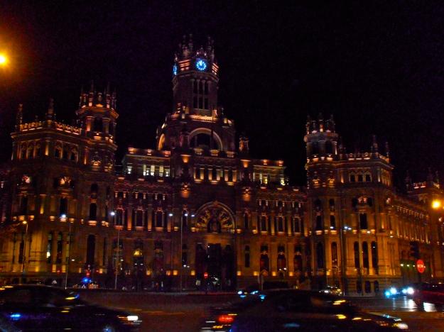 Madrid Ayuntamiento (Town Hall)