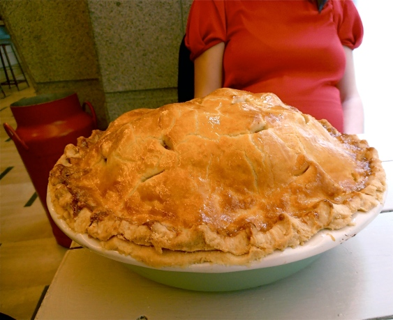 Entire Apple Pie