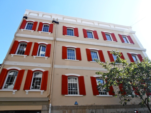 Gibraltar House