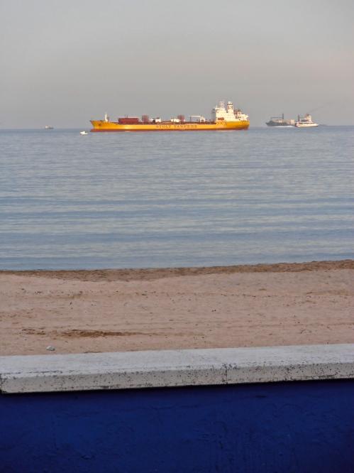 Algeciras Beach 1