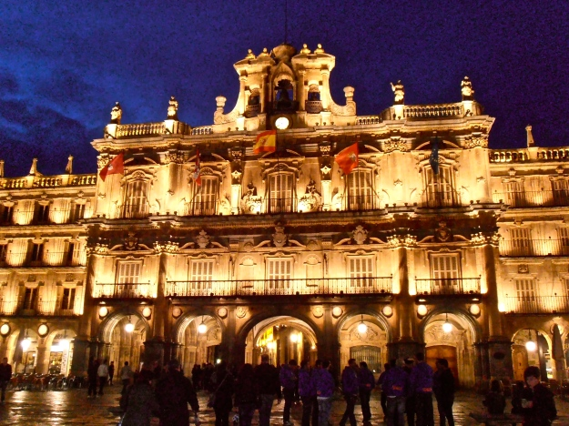 Town Hall - Night