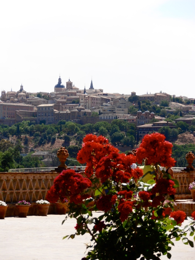 A most fabulous view of Toledo :)