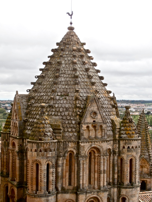 Salamanca Cathedral details 1