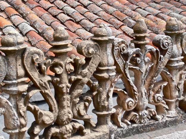 Salamanca cathedral detail 2