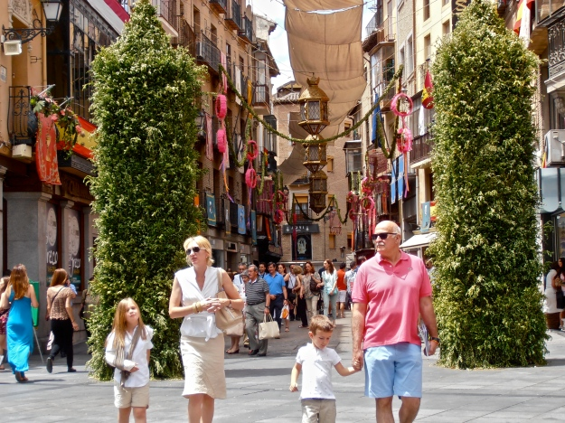 Toledo Calle Ancha
