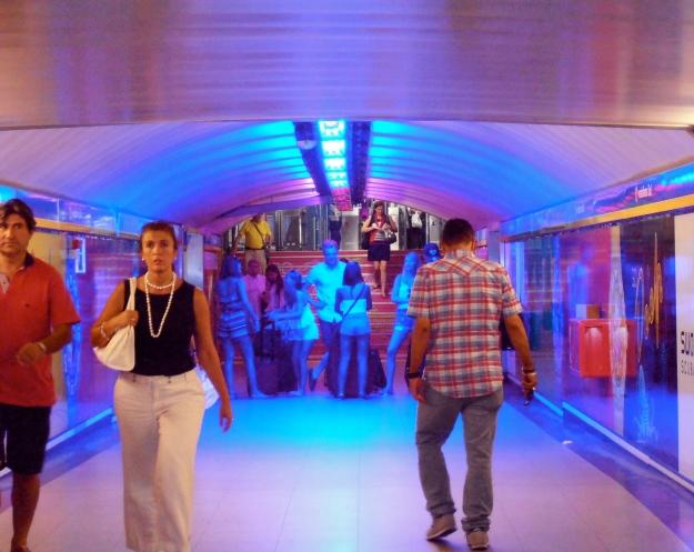 Madrid Metro - Puerta Del Sol