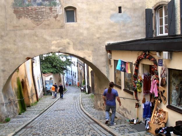 Passau Torbogen