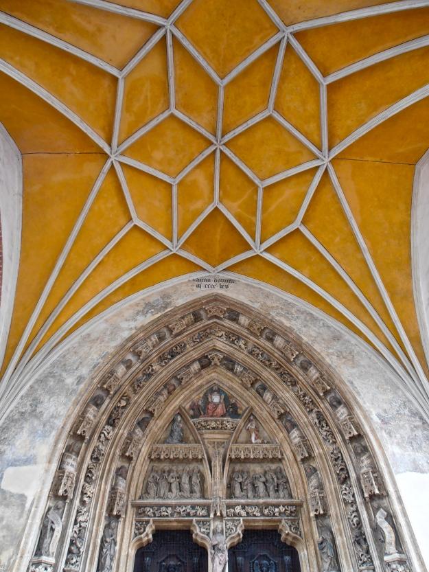 Landshut Kirchendecke