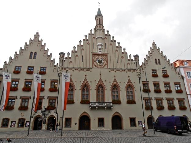 Landshut Town Hall