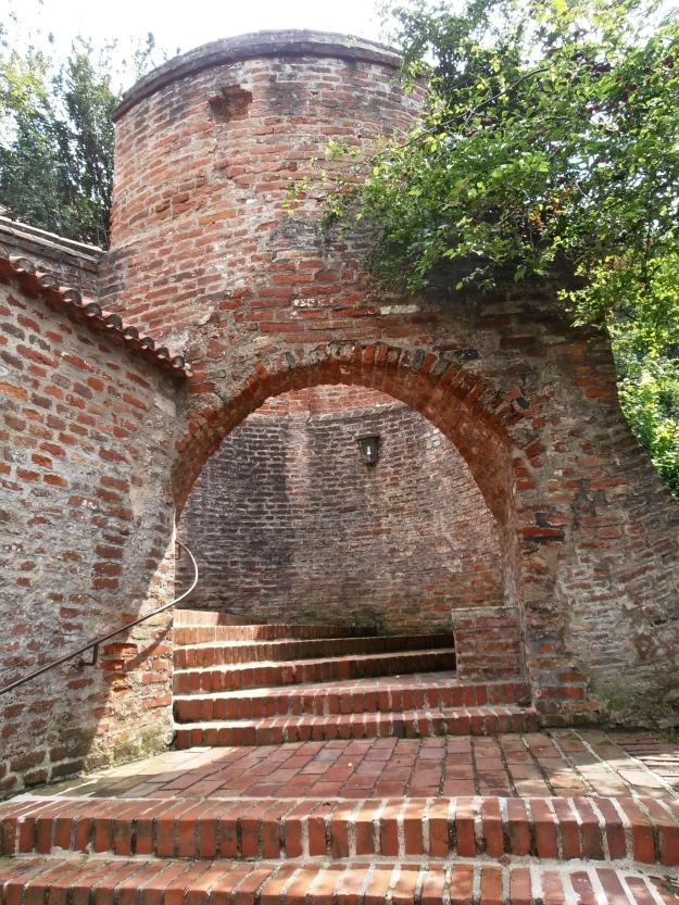 Burg Trausnitz Way UP