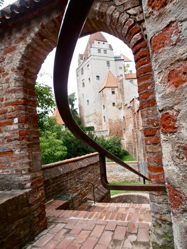 Burg Trausnitz Arch