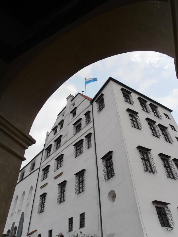 Burg Trausnitz White Part
