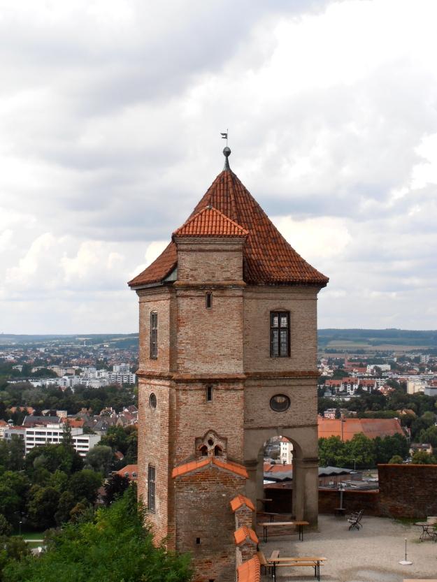 Burg Trausnitz Turm