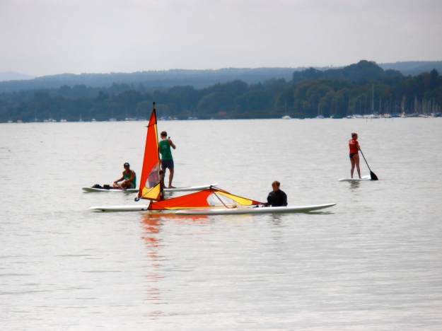 Windsurfing Ammersee