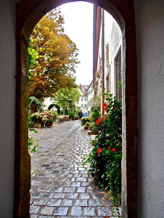 Regensburg Arch