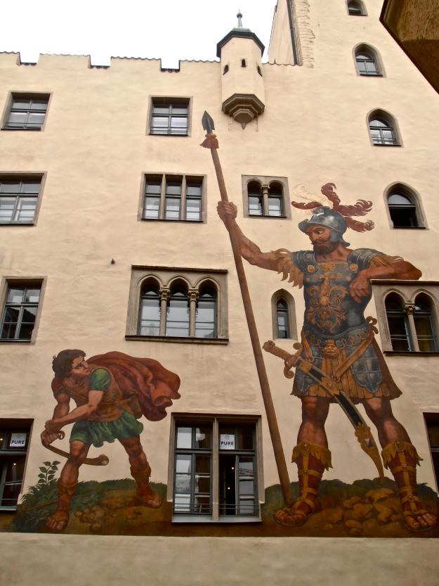 Regensburg Mural