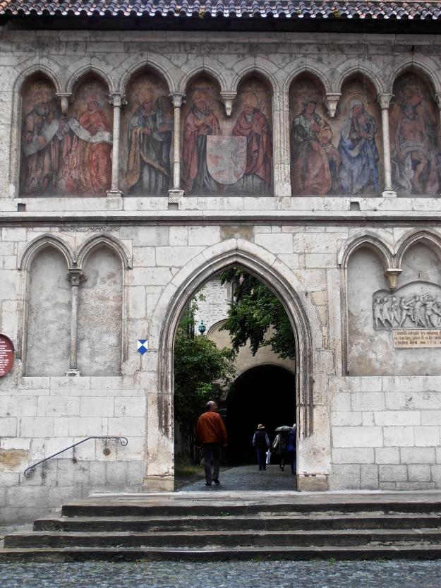 St Emmeram Entrance