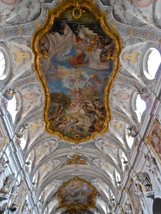 St Emmeram Ceiling