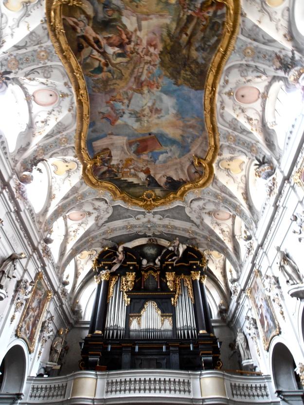 St Emmeram Organ