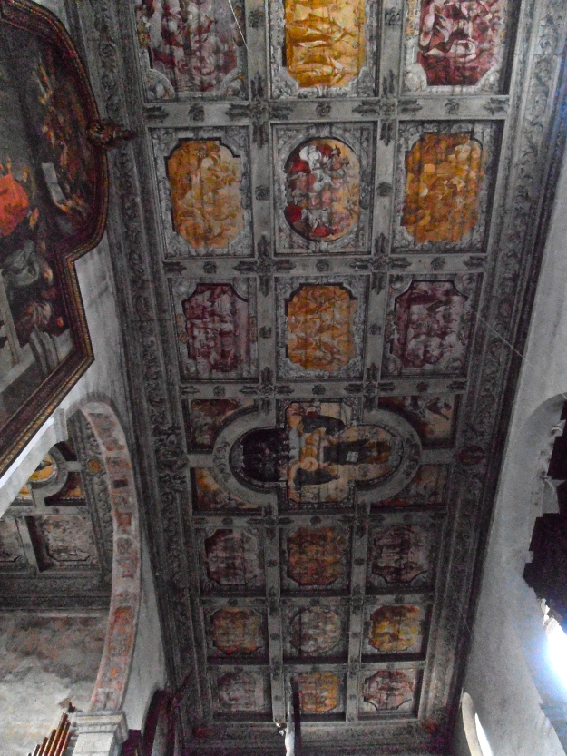 St Emmeram Wooden Ceiling