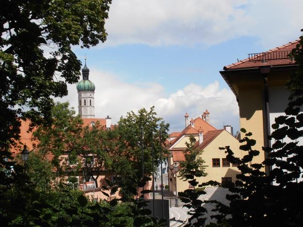 Dachau View
